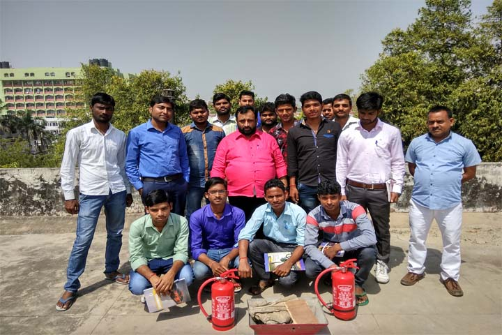 Industrial safety course in Lucknow