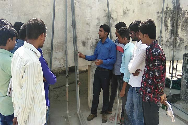 Industrial safety course in up